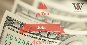 20 top paying jobs in America