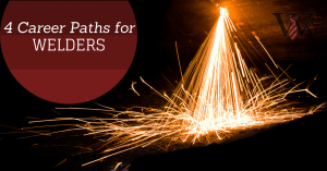 four career paths for welders