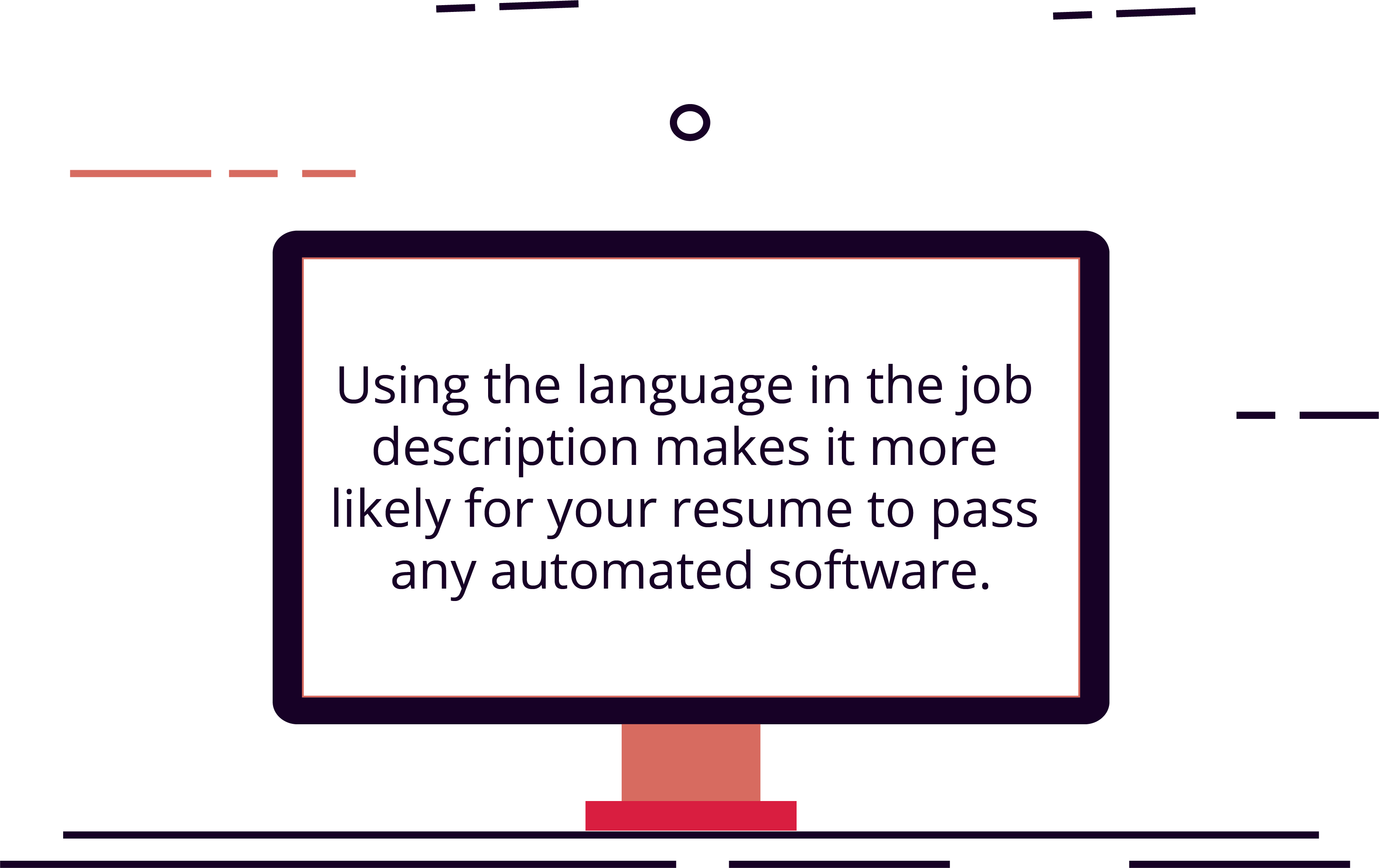 Using Language in the Job Description Will Help Your Resume Pass Software